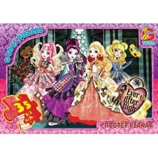 "Пазлы Gtoys серии ""Ever After High"" (Высшая школа), 35 элементов (AH001)"